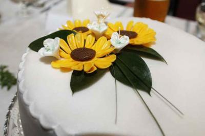 Svatební detail